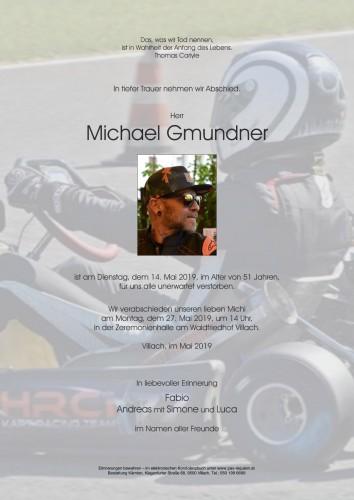 Michael Gmundner