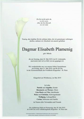 Dagmar Plamenig