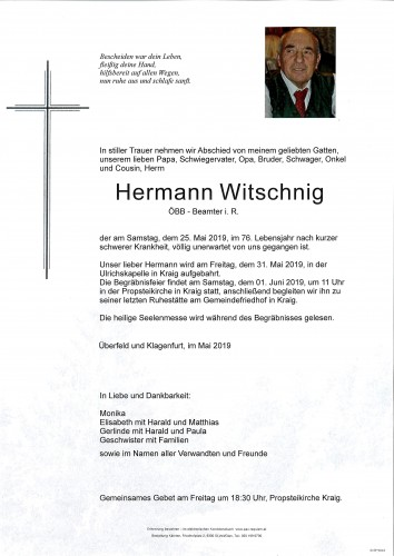 Hermann Witschnig
