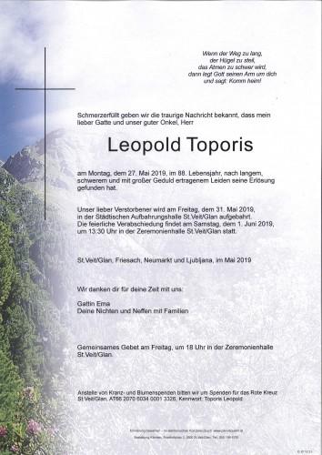 Leopold Toporis