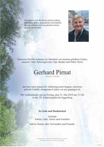 Gerhard Pirnat