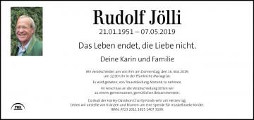 Rudolf Jölli