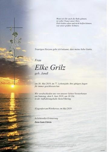 Elke Grilz