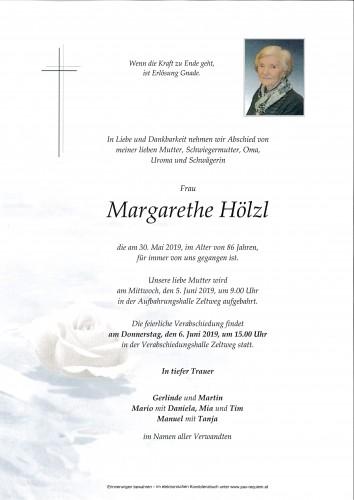 Margarethe Hölzl