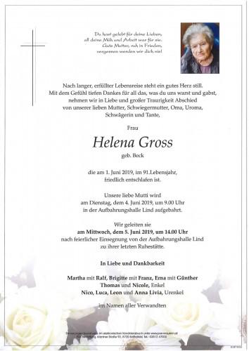 Helena Gross