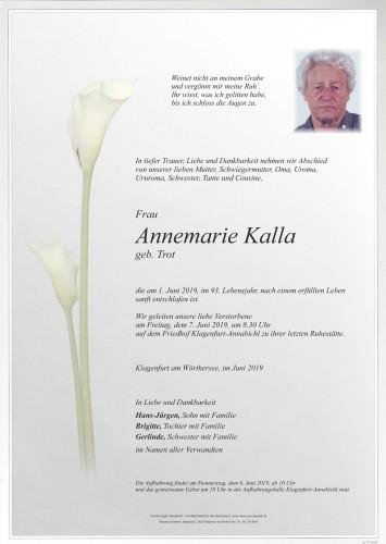 Annemarie Kalla