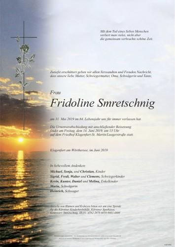 Fridoline Smretschnig