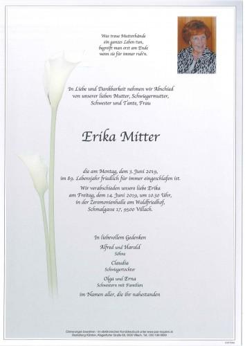 Erika Mitter