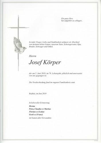 Josef Körper