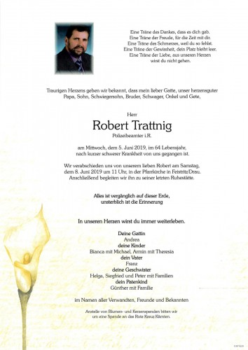 Robert Trattnig