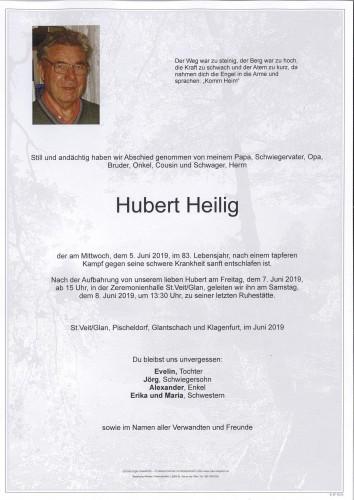 Hubert Heilig
