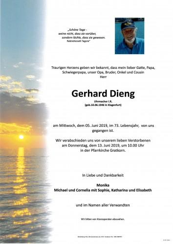 Gerhard Dieng