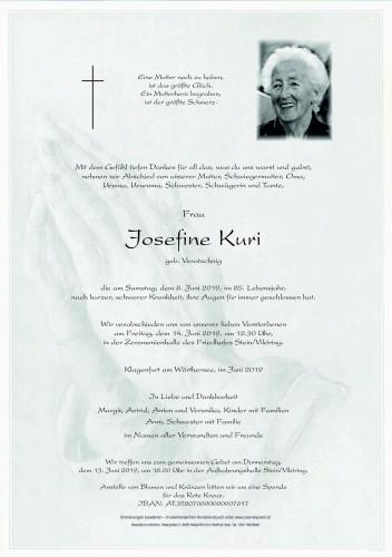 Josefine Kuri