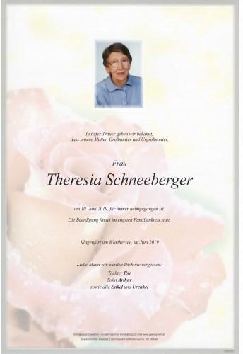 Theresia Schneeberger