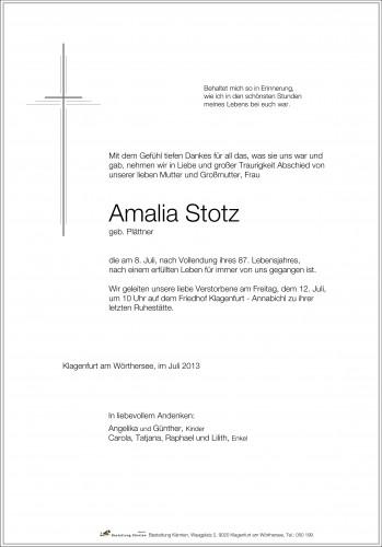 Amalia Stotz