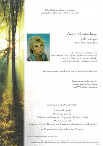 Anna Grutschnig