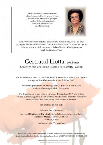 Gertraud Liotta
