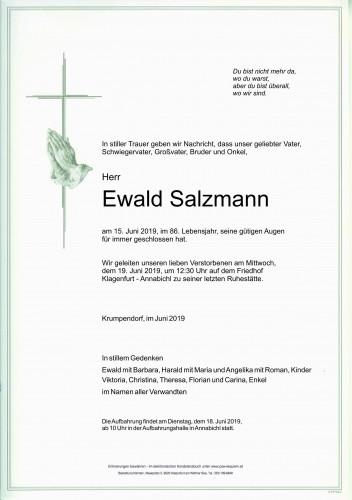 Ewald Salzmann