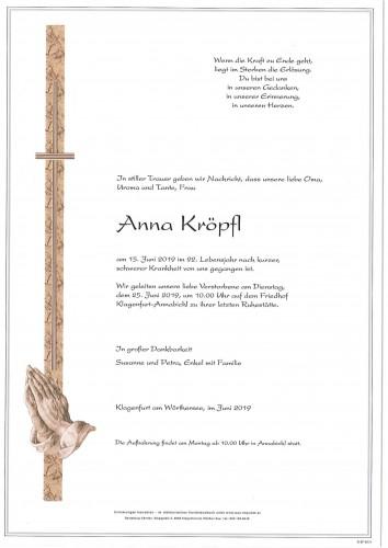 Anna Kröpfl