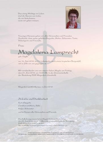 Magdalena Lamprecht
