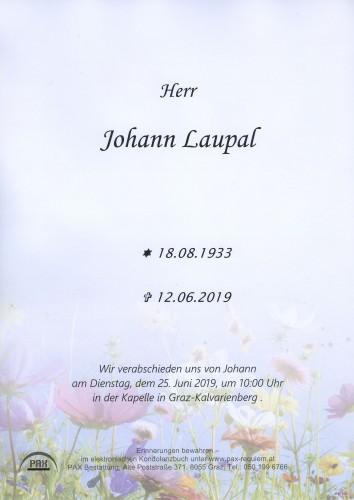 Johann Laupal