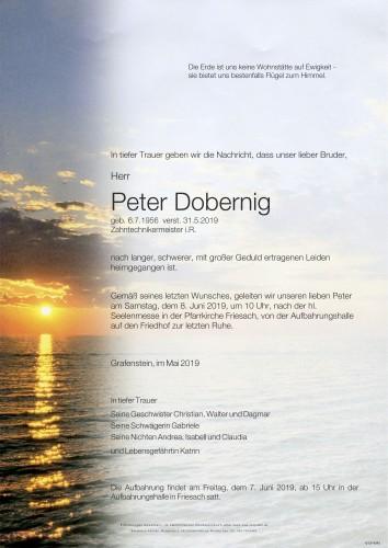 Peter Dobernig