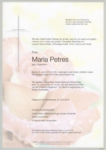 Maria Petres