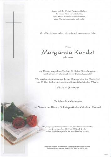 Margareta Kandut