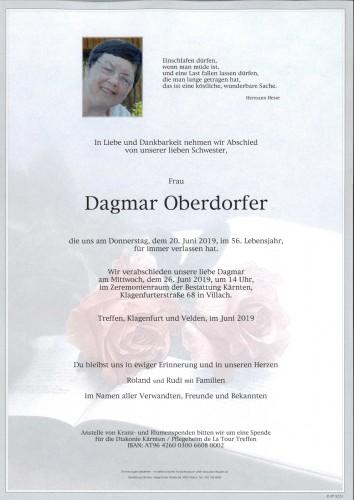 Dagmar Oberdorfer