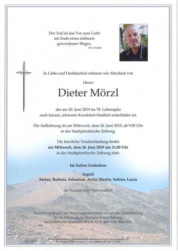 Dieter Mörzl