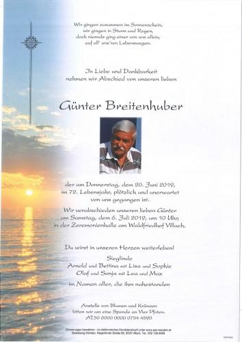 Günter Breitenhuber