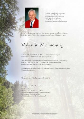 Valentin Malischnig