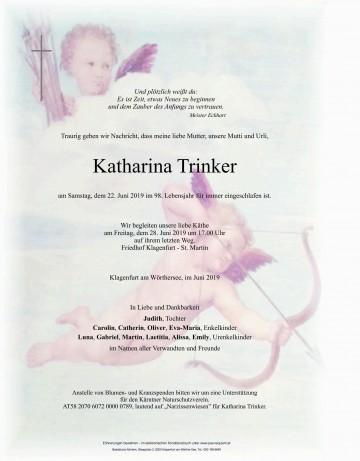 Katharina Trinker
