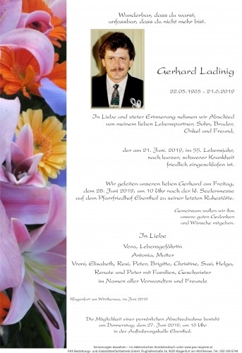 Gerhard Ladinig