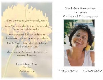 Waltraud Wabnegger
