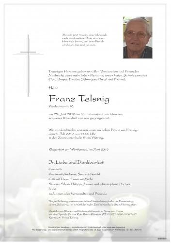 Franz Telsnig