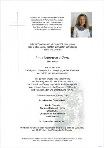 Annemarie Zenz