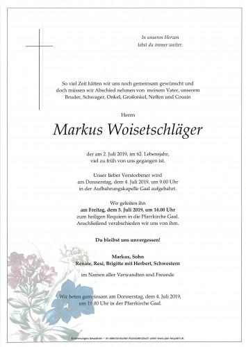 Markus Woisetschläger