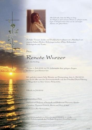Renate Wurzer