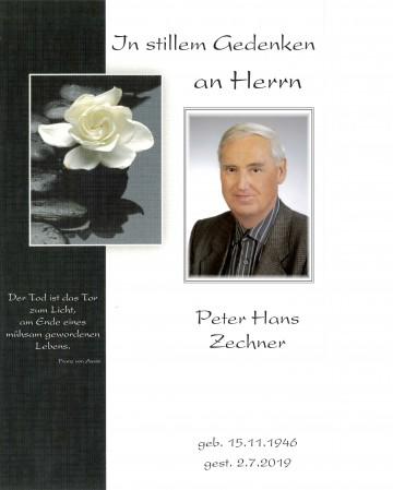 Peter Hans Zechner