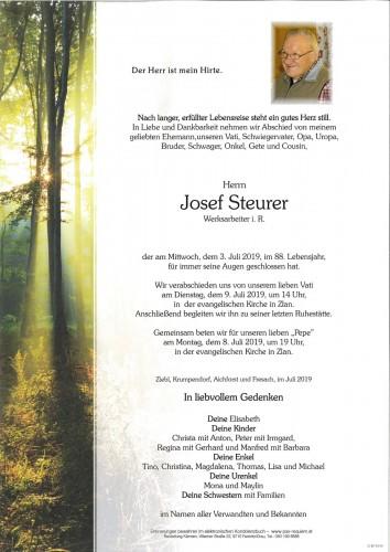 Josef Steurer