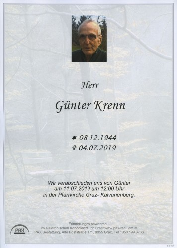 Günter Krenn