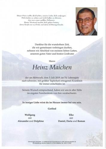 Heinz Maichen