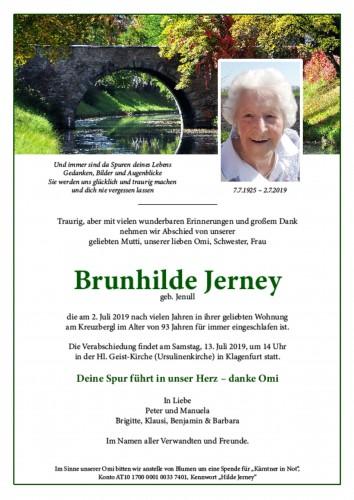 Brunhilde Jerney