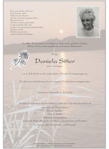 Daniela Sitter