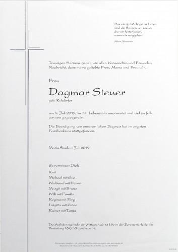 Dagmar Steuer