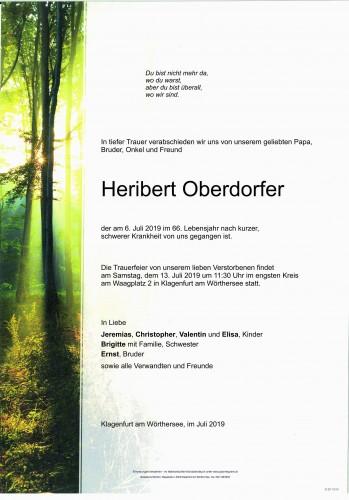 Heribert Oberdorfer