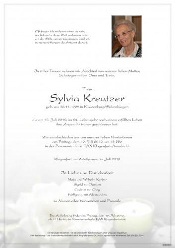 Sylvia Kreutzer