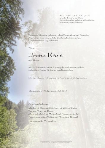 Irene Kreis