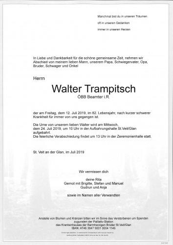 Walter Trampitsch